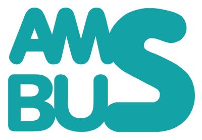 Výsledek obrázku pro logo amsbus