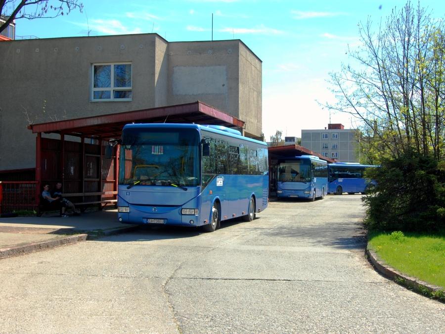 Autobusová stanica Martin - Slovenská autobusová doprava Žilina 643f257ba16